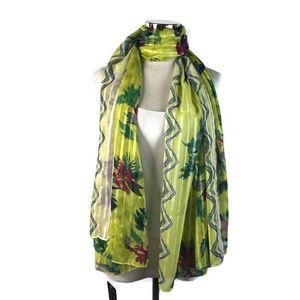 INC International Concepts Chartruese Wrap Sarong